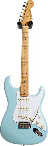 Fender Vintera 50s Stratocaster Modified Daphne Blue Maple Fingerboard (Ex-Demo) #MX19124862