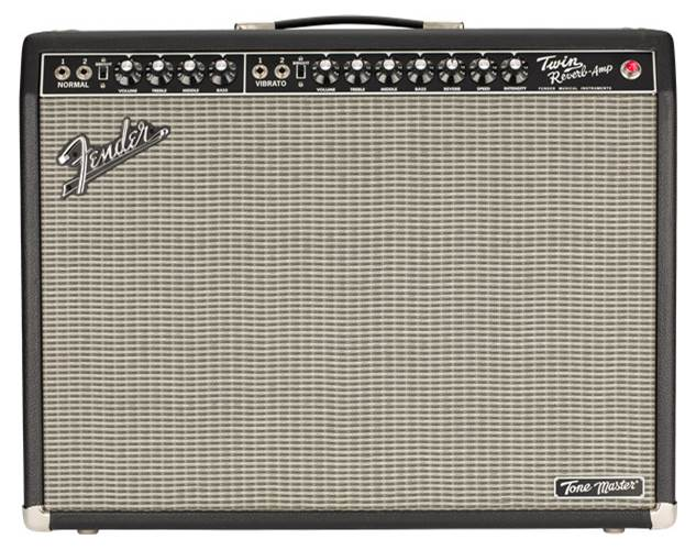 Fender Tone Master Twin Reverb 2x12 Combo Solid State Amp