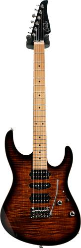 Suhr Modern Plus Bengal Burst Maple Fingerboard HSH Gotoh 510 #64013
