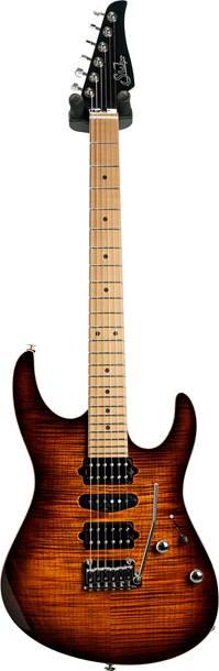 Suhr Modern Plus Bengal Burst Maple Fingerboard HSH Gotoh 510 #64012