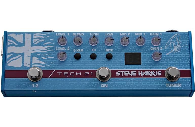 Tech 21 Steve Harris SH1 Signature Sansamp (Ex-Demo) #225400