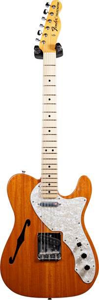 Fender Custom Shop Vintage Custom 1968 Telecaster Thinline Aged Natural #R102956