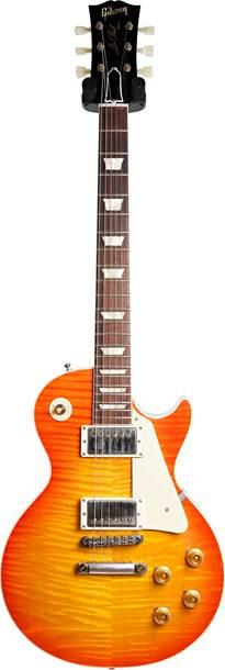 Gibson Custom Shop 60th Anniversary 1960 Les Paul Standard V2 VOS Orange Lemon Fade #01214