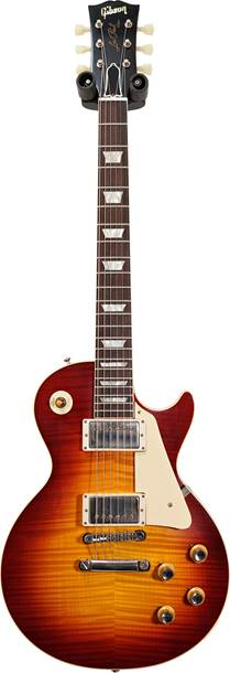 Gibson Custom Shop 60th Anniversary 1960 Les Paul Standard V3 VOS Wide Tomato Burst  #001610