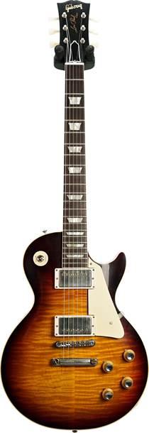 Gibson Custom Shop 60th Anniversary 1960 Les Paul Standard V3 VOS Washed Bourbon Burst #001266