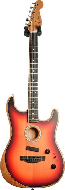 Fender Acoustasonic Stratocaster 3-Colour Sunburst (Ex-Demo) #US198080
