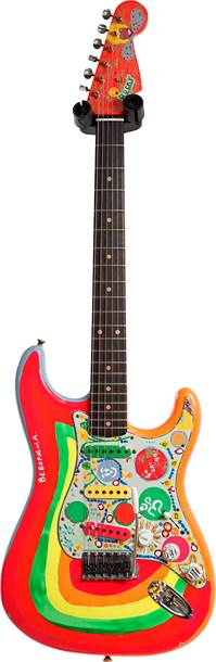 Fender Custom Shop Limited Edition George Harrison Rocky Strat #GH144