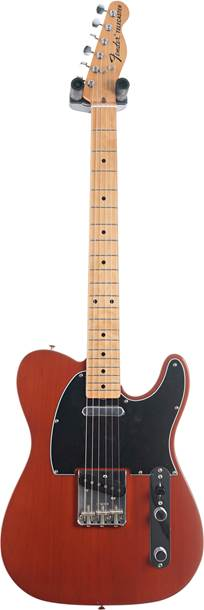 Fender Vintera 70s Telecaster Mocha with Custom Shop Pickups