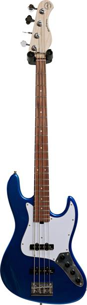 Sadowsky Metro Express Standard JJ 4 String Ice Blue Metallic Morado Fingerboard
