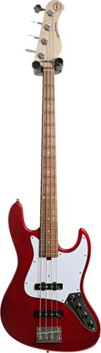 Sadowsky MetroExpress Standard JJ 4 String Candy Apple Red  Morado Fingerboard