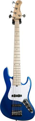 Sadowsky MetroExpress Standard JJ 5 String Ice Blue Metallic Maple Fingerboard