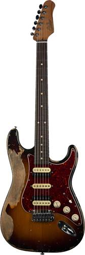 Suhr Ian Thornley Classic S Antique Roughneck HSH