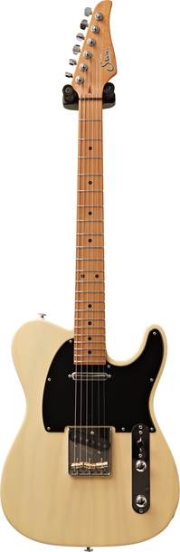 Suhr Classic T Paulownia Trans Vintage Yellow (Ex-Demo) #JS8Y7H