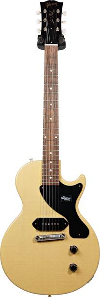 Gibson Custom Shop 57 Les Paul Junior TV Yellow Light Aged (Ex-Demo) #79196