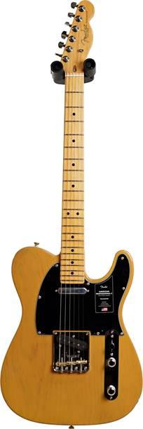 Fender American Professional II Tele Butterscotch Blonde Maple Fingerboard (Ex-Demo) #US20081650