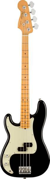 Fender American Professional II Precision Bass Black Maple Fingerboard Left Handed
