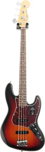 Fender American Professional II Jazz Bass 3 Tone Sunburst Rosewood Fingerboard (Ex-Demo) #US210021201