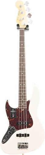 Fender American Professional II Jazz Bass Olympic White Rosewood Fingerboard Left Handed