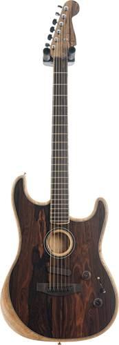 Fender Acoustasonic Stratocaster Exotic Ziricote #US207577A