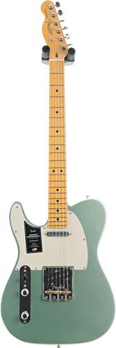 Fender American Professional II Telecaster Mystic Surf Green Maple Fingerboard Left Handed