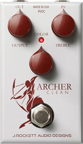J.Rockett Audio Archer Clean Boost