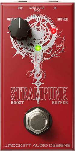 J.Rockett Audio Steampunk Boost