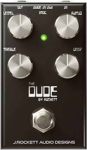 J.Rockett Audio The Dude V2 Overdrive