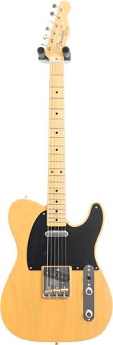 Fender Custom Shop 52 Telecaster NOS Butterscotch Blonde