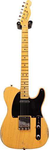 Fender Custom Shop 51 Nocaster Relic Butterscotch Blonde  #R108856
