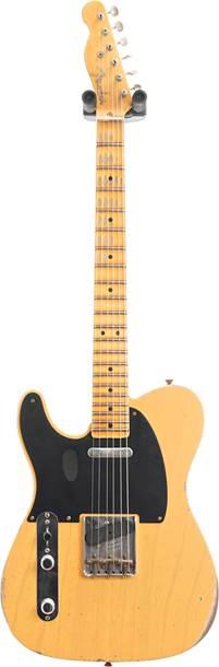 Fender Custom Shop 51 Nocaster Relic Butterscotch Blonde Left Handed