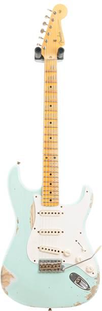 Fender Custom Shop 1957 Strat Heavy Relic Surf Green #R109976