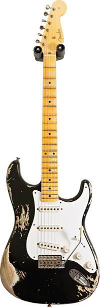 Fender Custom Shop 1957 Stratocaster Heavy Relic Black #R109951