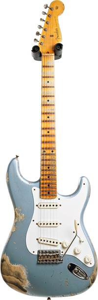 Fender Custom Shop 1957 Stratocaster Heavy Relic Ice Blue Metallic #R110100