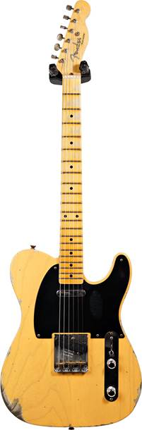 Fender Custom Shop 52 Telecaster Relic Butterscotch Blonde #R108559