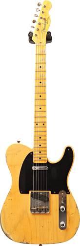 Fender Custom Shop 52 Telecaster Relic Butterscotch Blonde #R108974