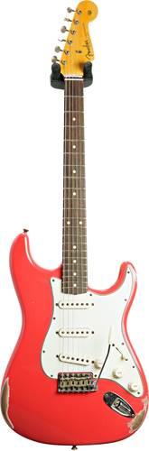 Fender Custom Shop 1960 Stratocaster Relic Fiesta Red #R109642