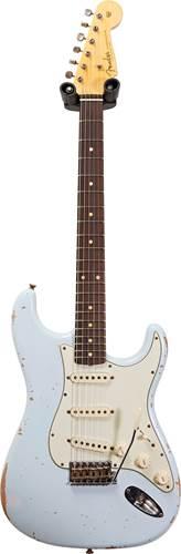 Fender Custom Shop 1960 Stratocaster Relic Sonic Blue #R109350