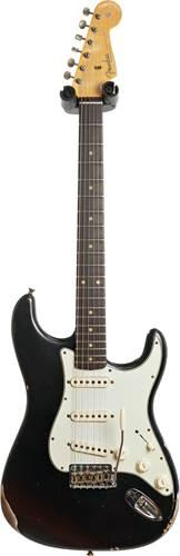 Fender Custom Shop 1960 Stratocaster Relic Black #R109261