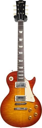 Gibson Custom Shop 1959 Les Paul Standard Reissue VOS Washed Cherry Sunburst #901179