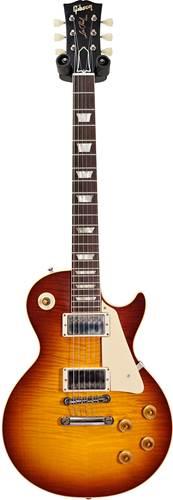 Gibson Custom Shop Murphy Lab 1959 Les Paul Standard Reissue Ultra Light Aged Sunrise Teaburst #90839
