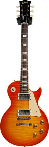 Gibson Custom Shop Murphy Lab 1960 Les Paul Standard Reissue Ultra Light Aged Orange Lemon Fade #001186