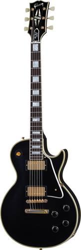 Gibson Custom Shop Murphy Lab 1957 Les Paul Custom Reissue 2-Pickup Ultra Light Aged Ebony