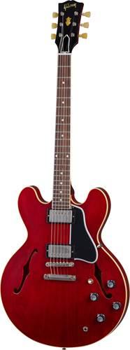 Gibson Custom Shop Murphy Lab 1961 ES-335 Reissue Ultra Light Aged 60s Cherry