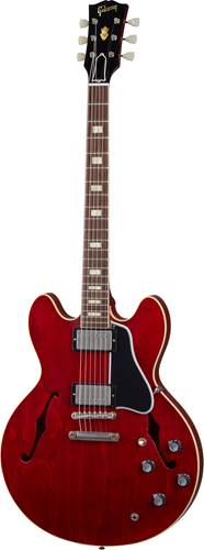 Gibson Custom Shop Murphy Lab 1964 ES-335 Reissue Ultra Light Aged 60s Cherry