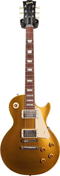 Gibson Custom Shop Murphy Lab 1957 Les Paul Reissue Light Aged Goldtop Darkback #70881