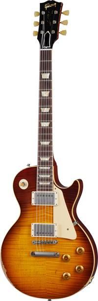 Gibson Custom Shop Murphy Lab 1959 Les Paul Standard Reissue Heavy Aged Slow Iced Tea Fade