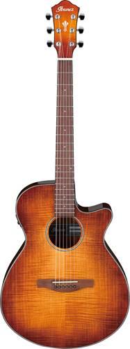 Ibanez AEG70 Vintage Violin High Gloss