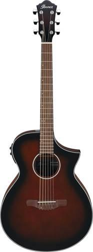 Ibanez AEWC11 Dark Violin Sunburst