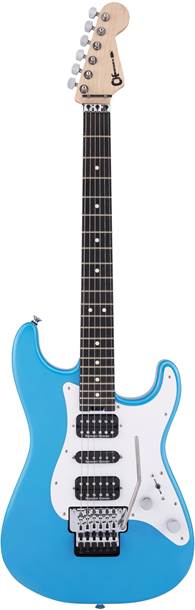 Charvel Pro-Mod So-Cal Style 1 HSH FR E Robins Egg Blue