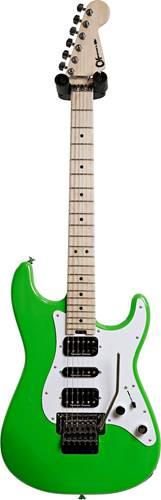 Charvel Pro-Mod So-Cal Style 1 HSH FR M Slime Green (Ex-Demo) #MC202697